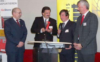 Gefahrgut-SystemBox gewinnt Innovationspreis 2010